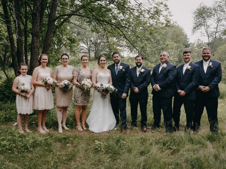 Tmx 1504979753267 Jayme Nicholas Waldoboro, ME wedding florist