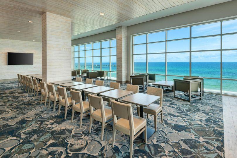 Starfish Reception Room