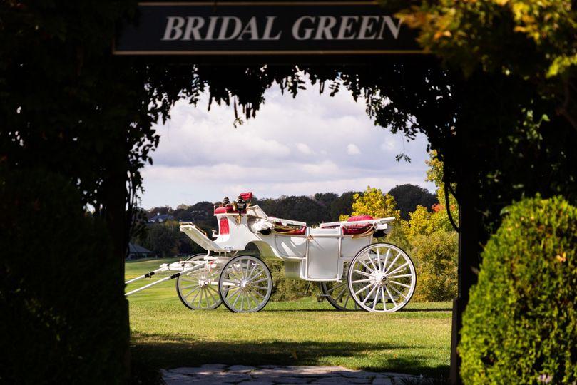 Bridal Carriage Greenhorn