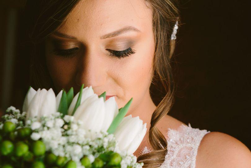 Wedding in sicily portrait bride