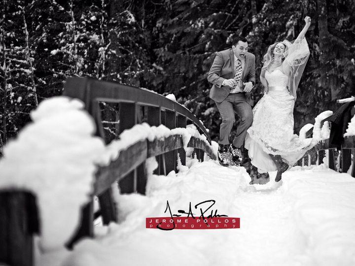 Tmx B G Winter Bridge Gagnon Wedding 1316 51 131777 Nordman, ID wedding venue