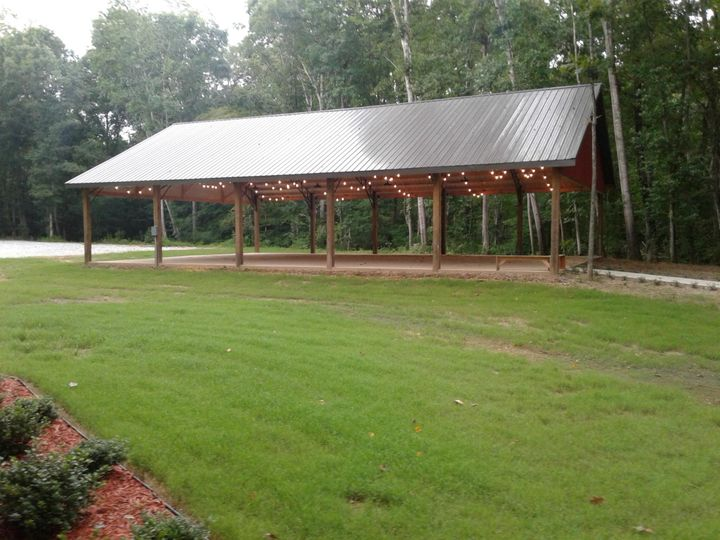 Pavilion from the Farm House