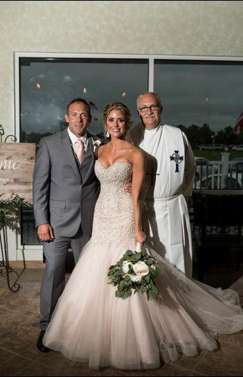 The Oyster Farm wedding