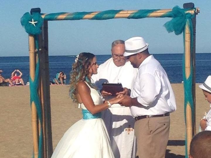 Tmx 1425310492756 Zmuda Virginia Beach, VA wedding officiant