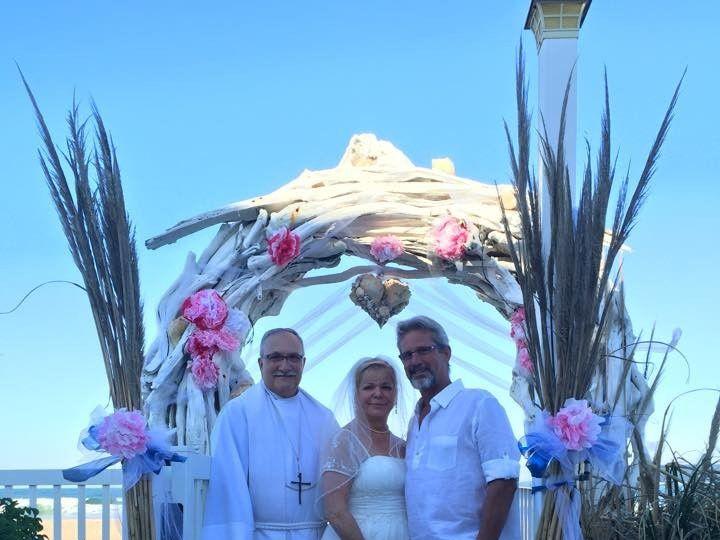 Tmx 1441827974739 Billlauren Virginia Beach, VA wedding officiant