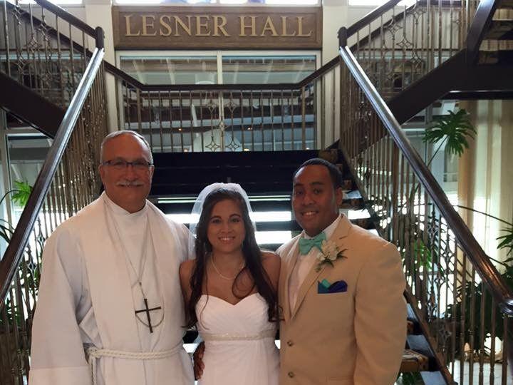 Tmx 1441827998555 Lee Virginia Beach, VA wedding officiant
