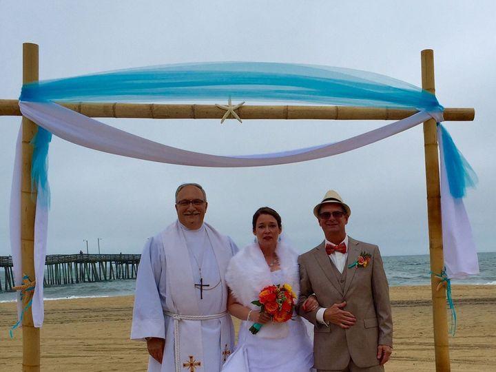 Tmx 1466001159670 Fullsizerender2 Virginia Beach, VA wedding officiant