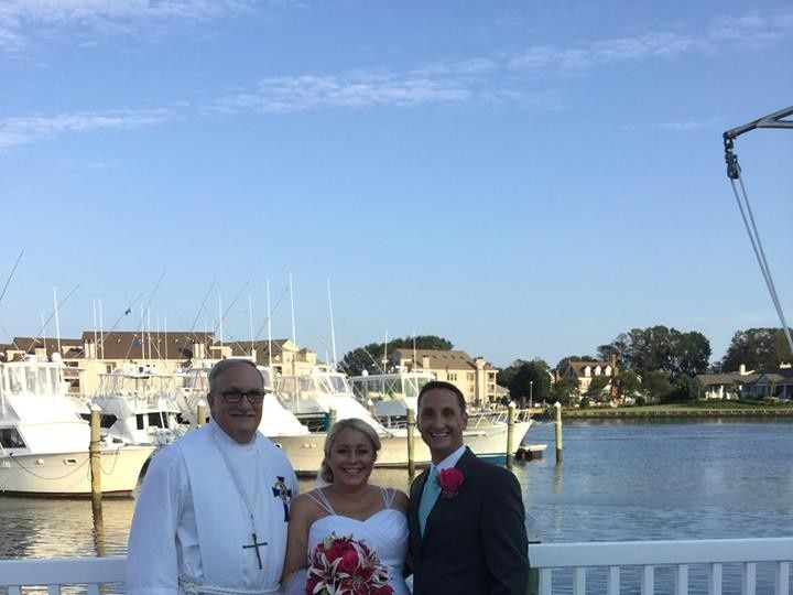 Tmx 1476364188182 Davidkarleigh Virginia Beach, VA wedding officiant