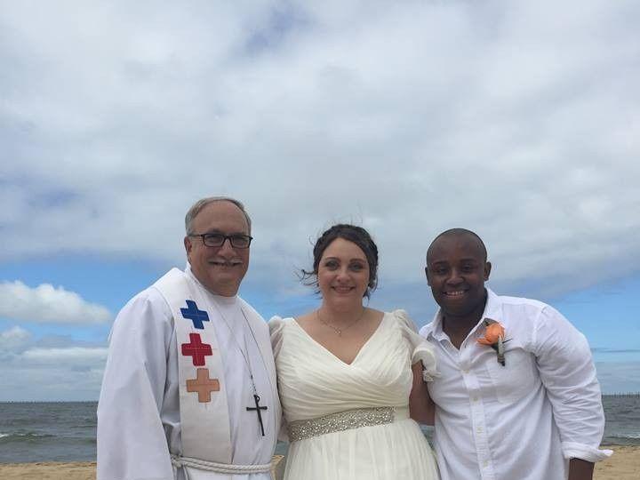 Tmx 1476364195104 Jessicadarren Virginia Beach, VA wedding officiant