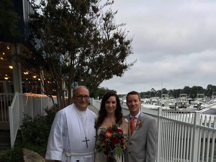 Tmx 1476364201557 Jordandaniel Virginia Beach, VA wedding officiant