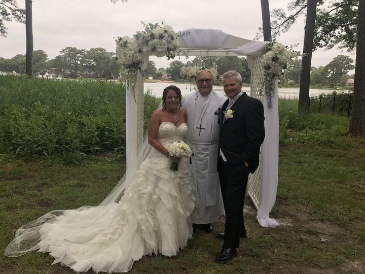Tmx 1499529381911 Garganocrouch Virginia Beach, VA wedding officiant