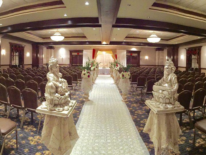 Tmx 1520534102 901e39a3d2756004 1520534100 63782172f4ce330a 1520534099762 3 DSWED Ceremony Car Greensboro, North Carolina wedding venue