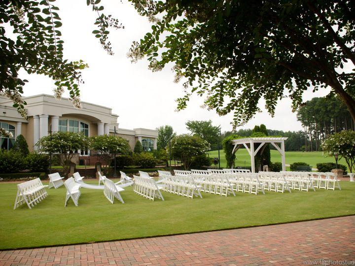 Tmx Lawn Ceremony 51 381777 Greensboro, North Carolina wedding venue