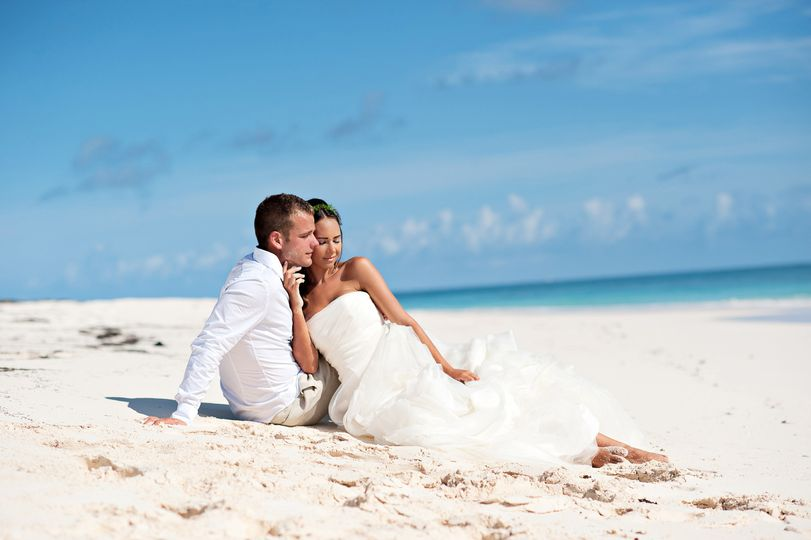 Private Island Wedding in the Abacos Bahamas