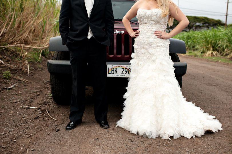 Destination Wedding Elopement in Maui, Hawaii