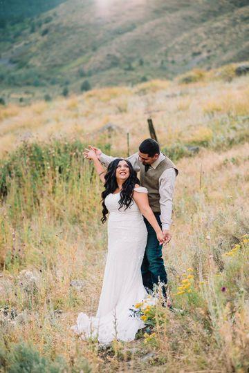 Fall Creek Falls bridals