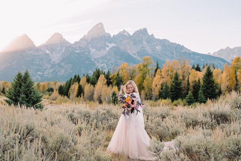 Teton Destination Wedding