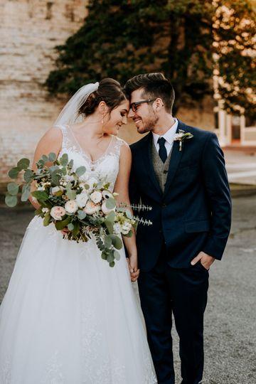 Downtown Wedding