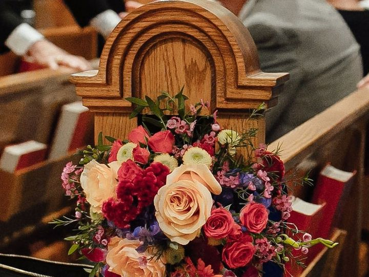 Tmx 2018 9 Liz Dan Ceremony Grand Rapids Wedding Michigan Wedding Photographer 20 51 1917777 158550276678983 Wyoming, MI wedding florist