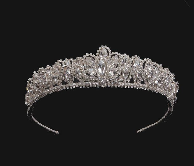 Hand-crafted tiara