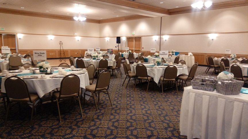 Stehekin Ballroom