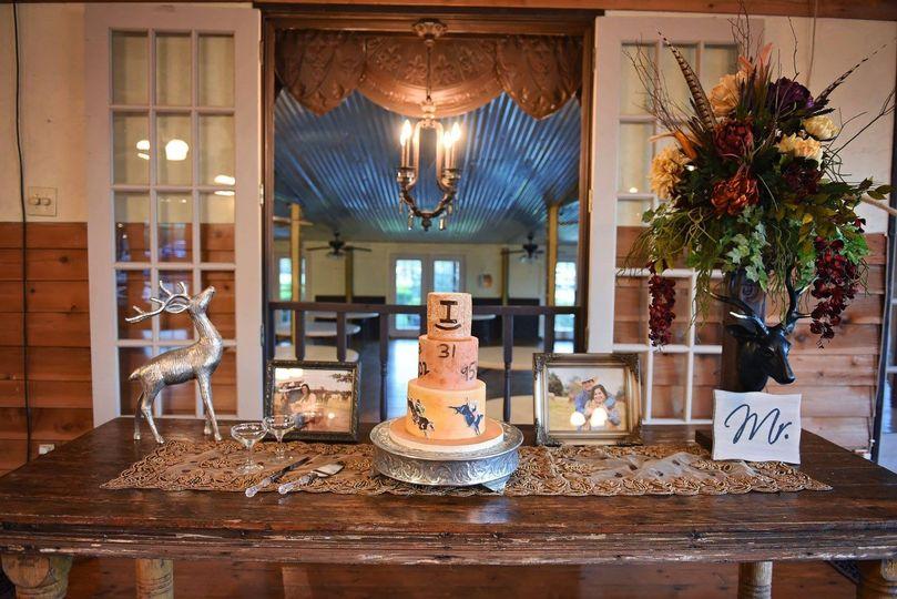 Groom's cakes in Houston Texas