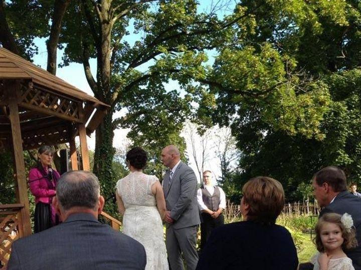 Tmx Natalie At Wedding 51 1058777 1556051345 New Windsor, NY wedding officiant