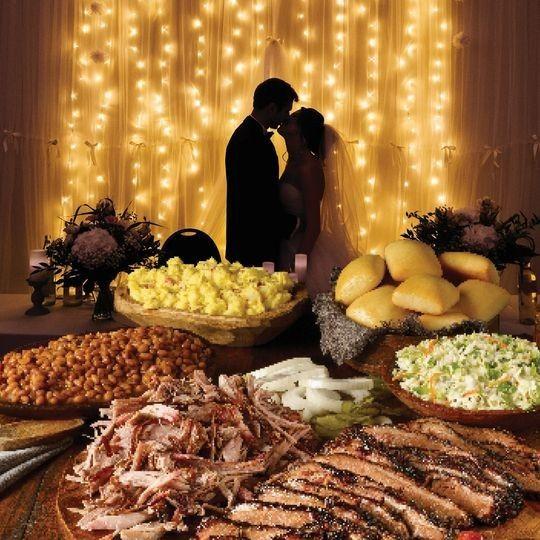BBQ Wedding Caterer