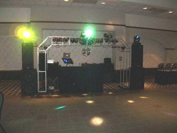 Gast Wedding Reception  05/15/2010  Potawatomi Inn Ballroom