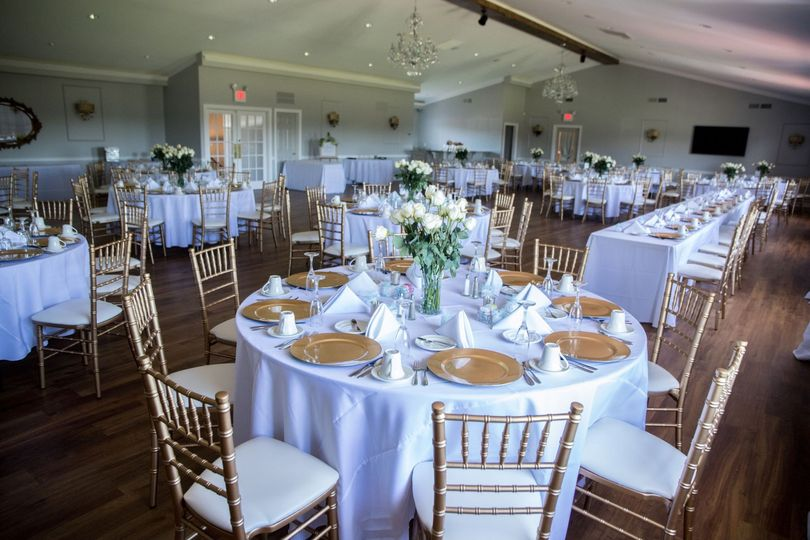 The Chantilly Ballroom