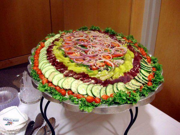 Popular Greek Salad.