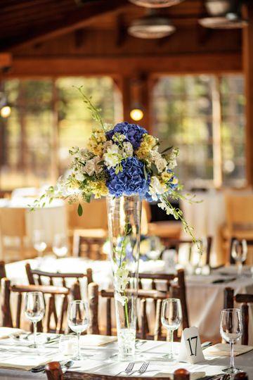 Elegant, rustic, beautiful.#weddingsinbreck