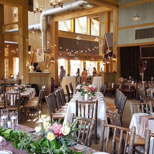 Rustic and charming mountain venue - Breckenridge, Colorado