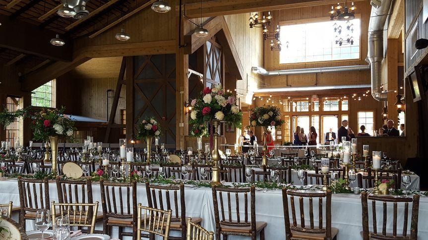 Unique mountain top wedding venue.#weddingsinbreck