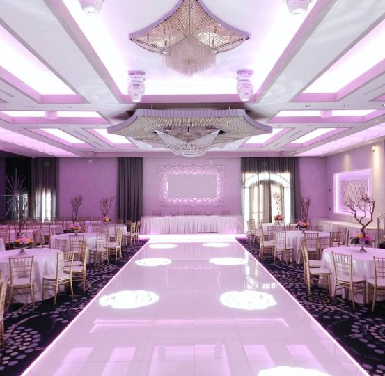 Gorgeous event space