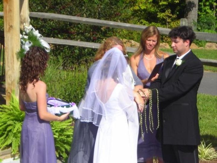 Tmx 1235410579095 HandfastingCeremonyatLibertyMt Mechanicsburg, Pennsylvania wedding officiant
