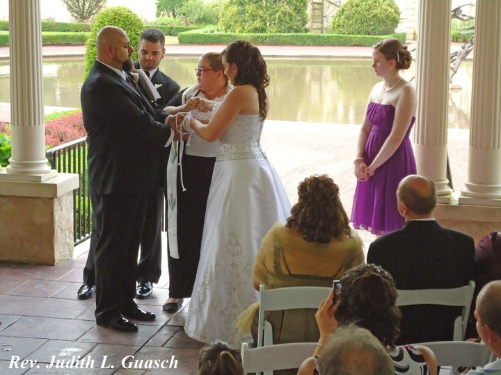 Tmx 1348060708572 Alexa17 Mechanicsburg, Pennsylvania wedding officiant