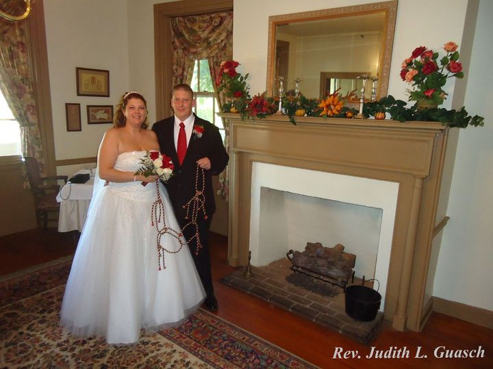Tmx 1348061028090 AmandaAfter Mechanicsburg, Pennsylvania wedding officiant