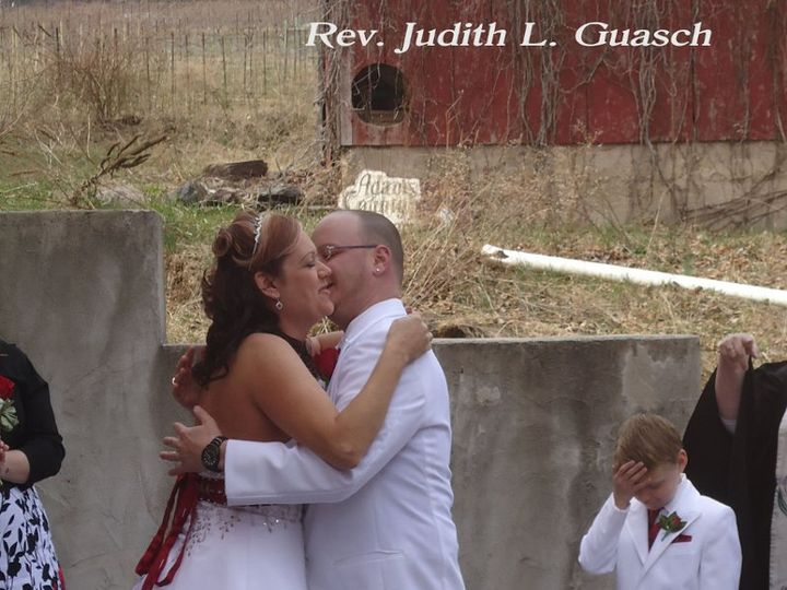 Tmx 1364229002409 Melissa21 Mechanicsburg, Pennsylvania wedding officiant