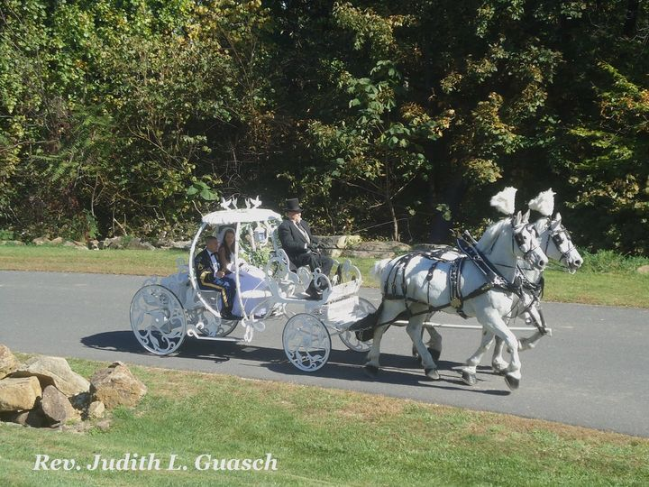 Tmx 1364229938337 CinderCarriage Mechanicsburg, Pennsylvania wedding officiant