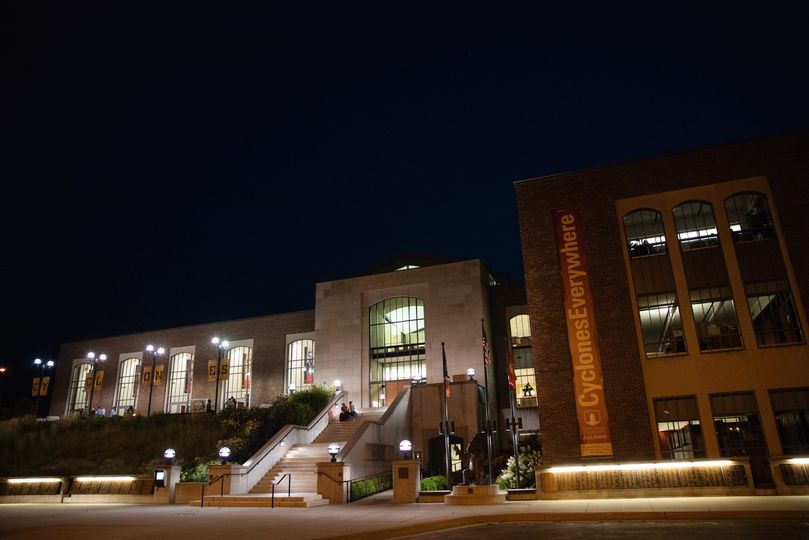 ISU Alumni Center