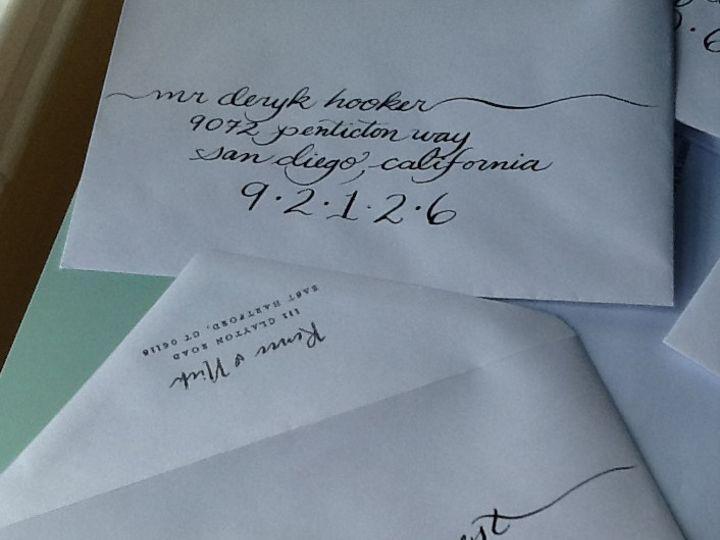 Tmx 1408408393750 Renee2 Sandy Hook wedding invitation