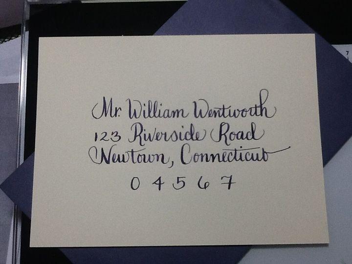 Tmx 1428097162196 Img0714 Sandy Hook wedding invitation