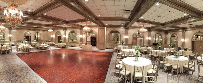 the madison hotel venue morristown nj weddingwire. Black Bedroom Furniture Sets. Home Design Ideas