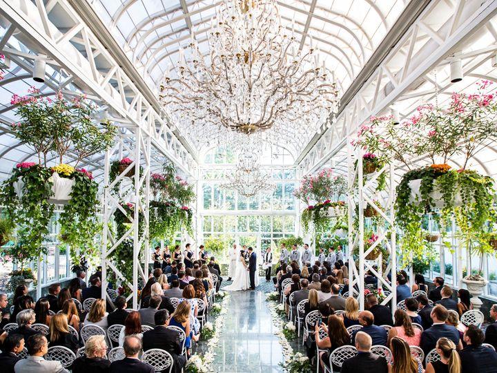 Tmx 1492465524195 Conservatory Ceremony 2 Morristown, NJ wedding venue