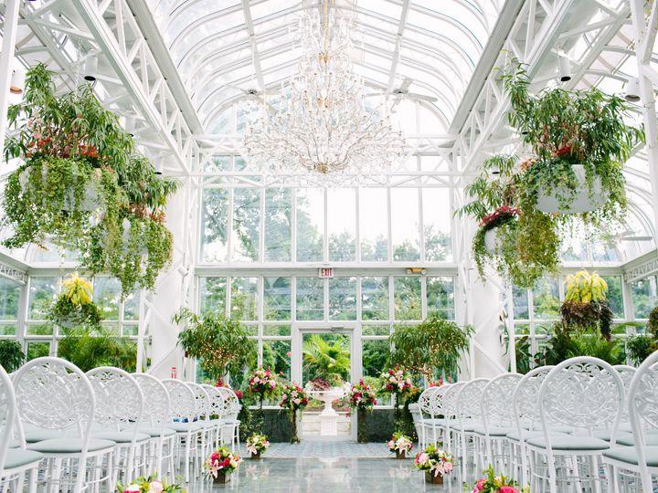 Tmx 1492465549064 Conservatory Ceremony 2 Morristown, NJ wedding venue