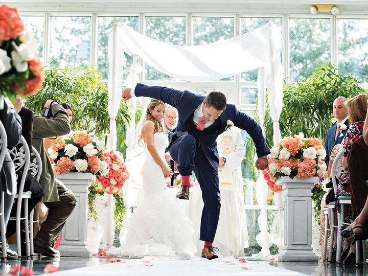 Tmx 1492465565651 Conservatory Ceremony 3 Morristown, NJ wedding venue