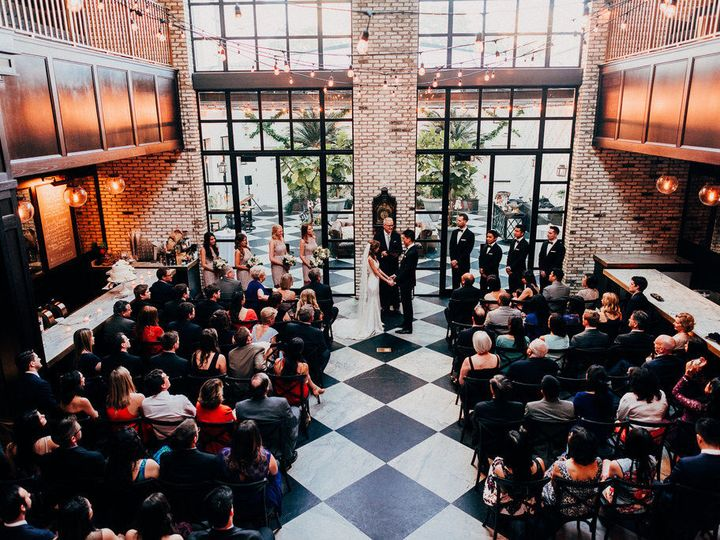Tmx 1522944372 6c8503b8426ad107 1522944371 Dee9f6e8a6269ce6 1522944369383 1 Atrium Ceremony Tampa wedding venue