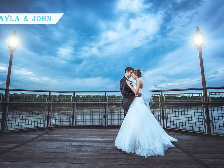Tmx 1413558775619 Kj Kansas City Wedding River Market Event Space 13 Lawrence, KS wedding photography