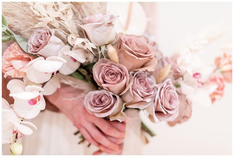 Boho vintage florals - Alexandra Robyn Photo + Design